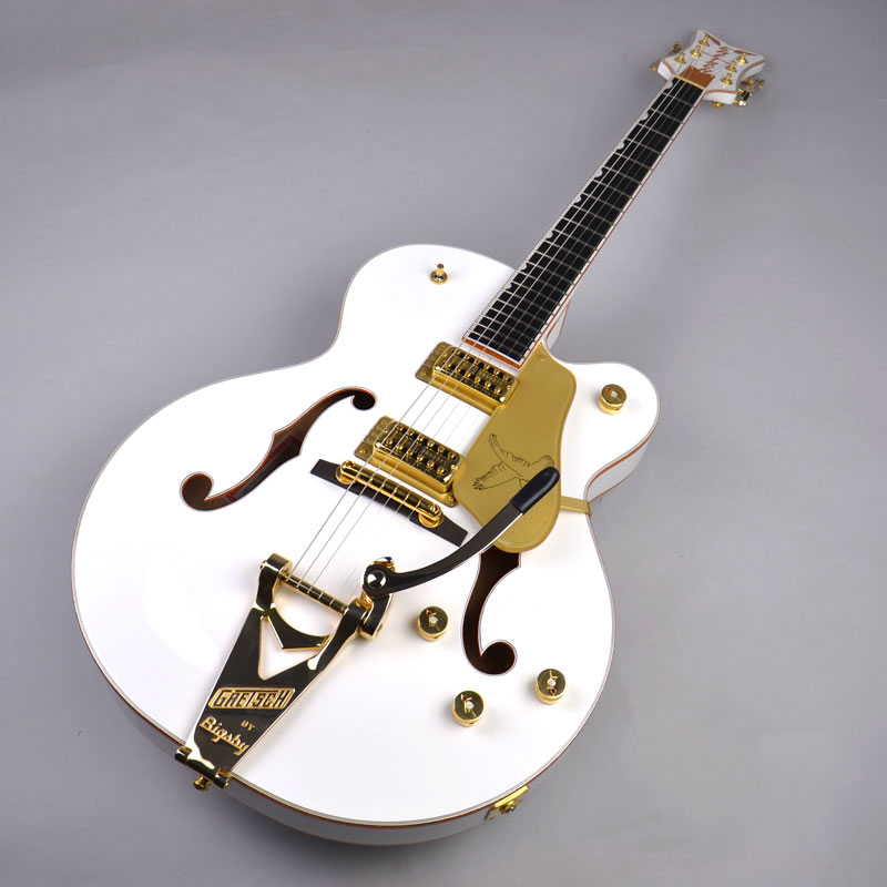 Gretsch  G6136T WHT Players Edition Falcon 写真画像