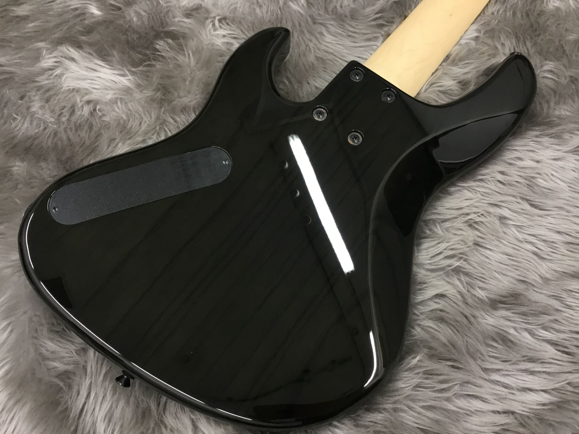 "Beta5/S/deluxe CTM ""Transparent Black""の全体画像(縦)"