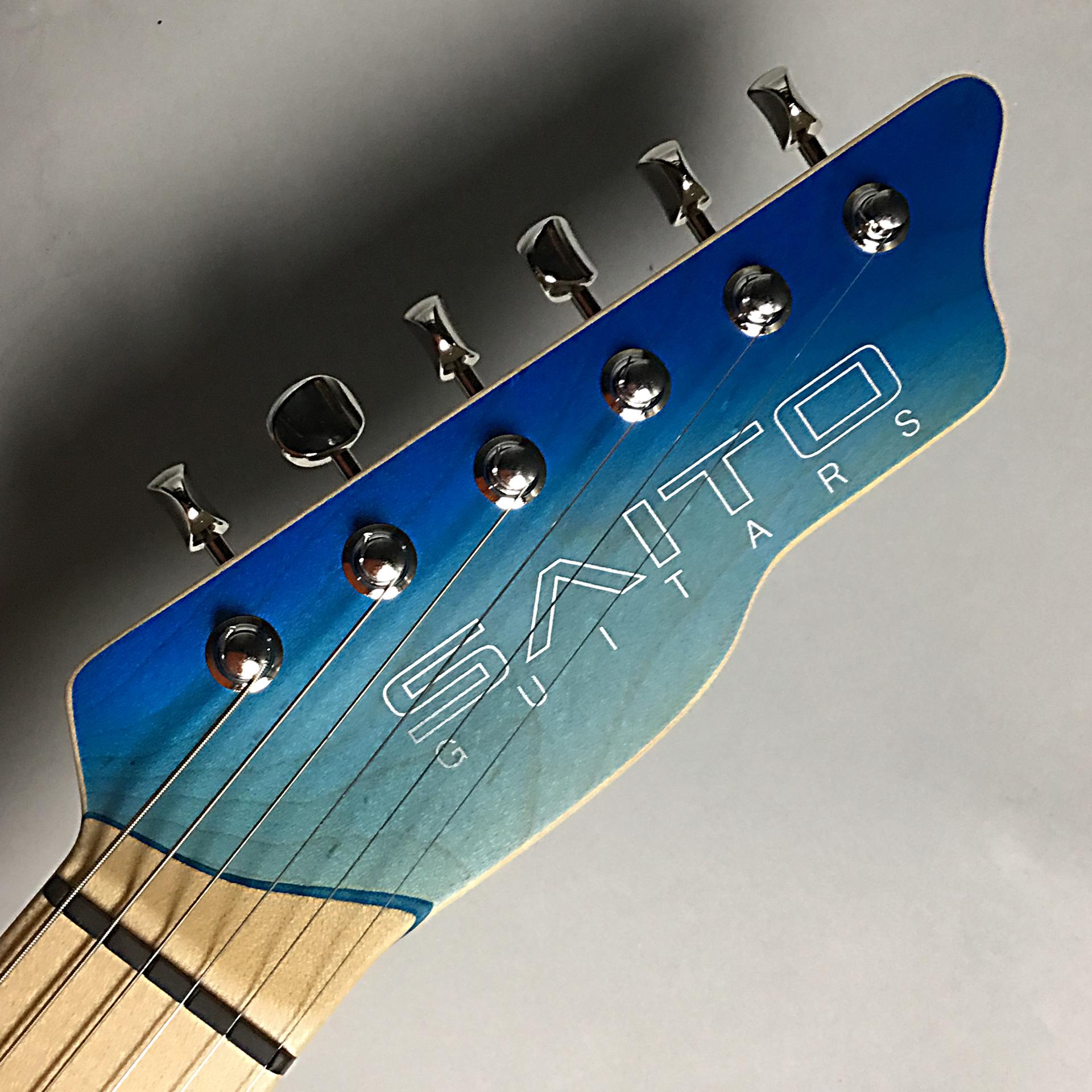 S-622/Ash/Maple SSH 【BLUE BIRD】のヘッド画像