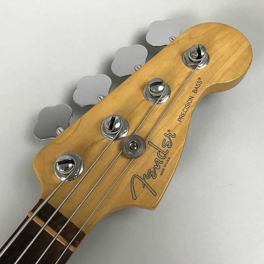 American Standard Precision Bass【改造】のヘッド画像