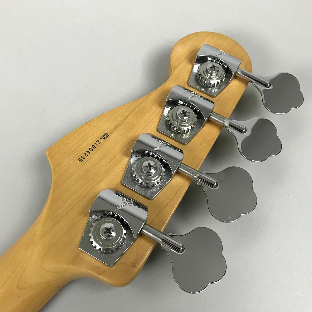 American Standard Precision Bass【改造】のヘッド裏-アップ画像