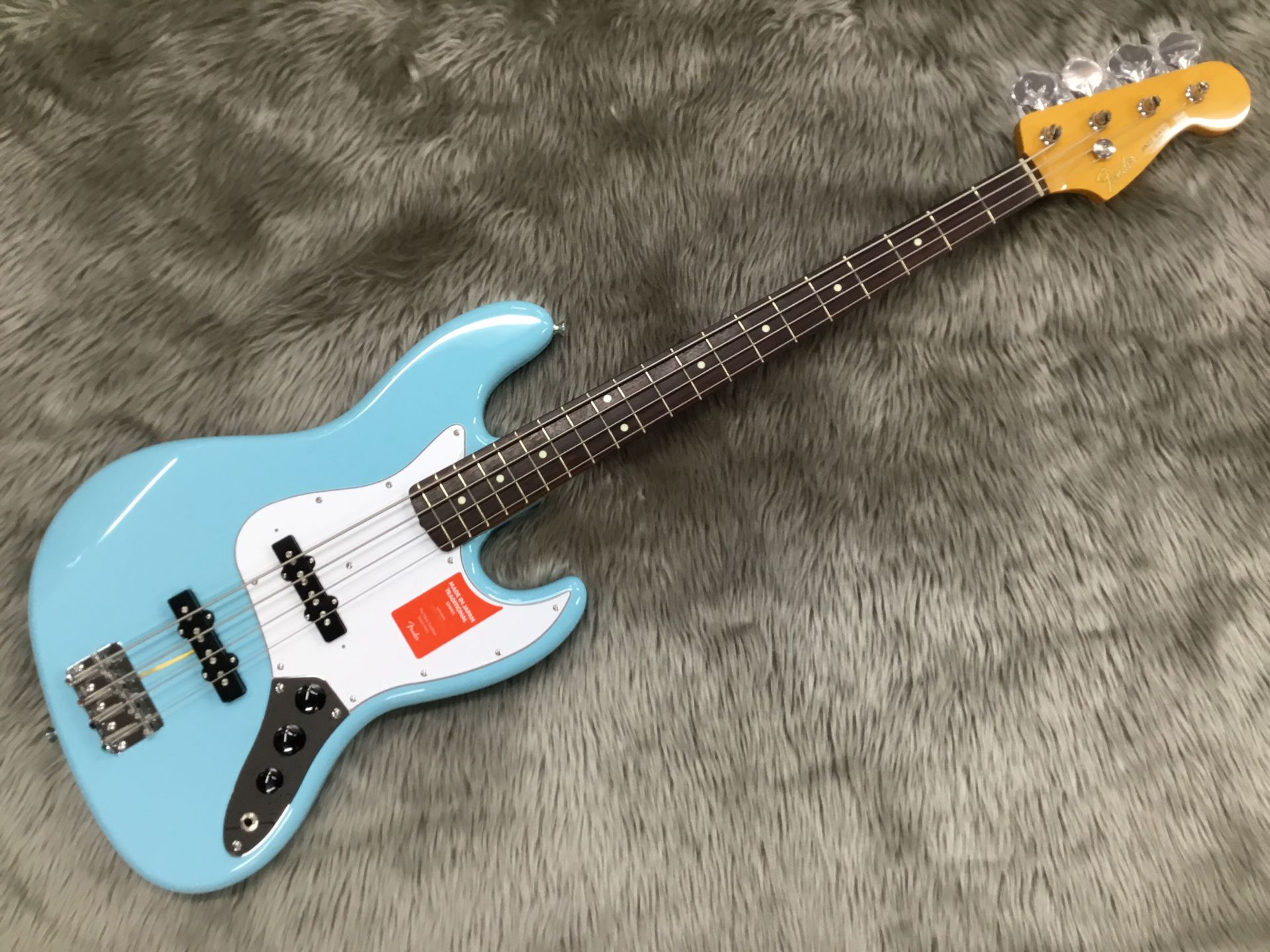 Fender  TRAD 60S JAZZ BASS 写真画像