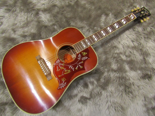Gibson Custom Shop  Hummingbird Vintage 写真画像