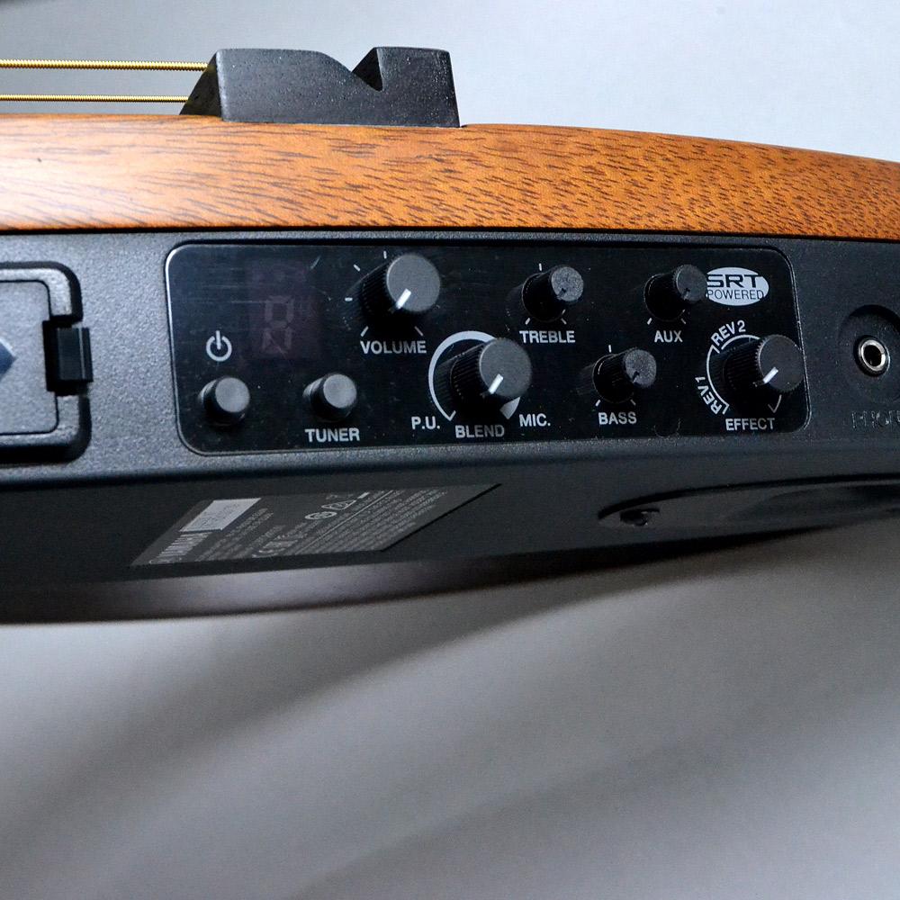SLG200Sの指板画像