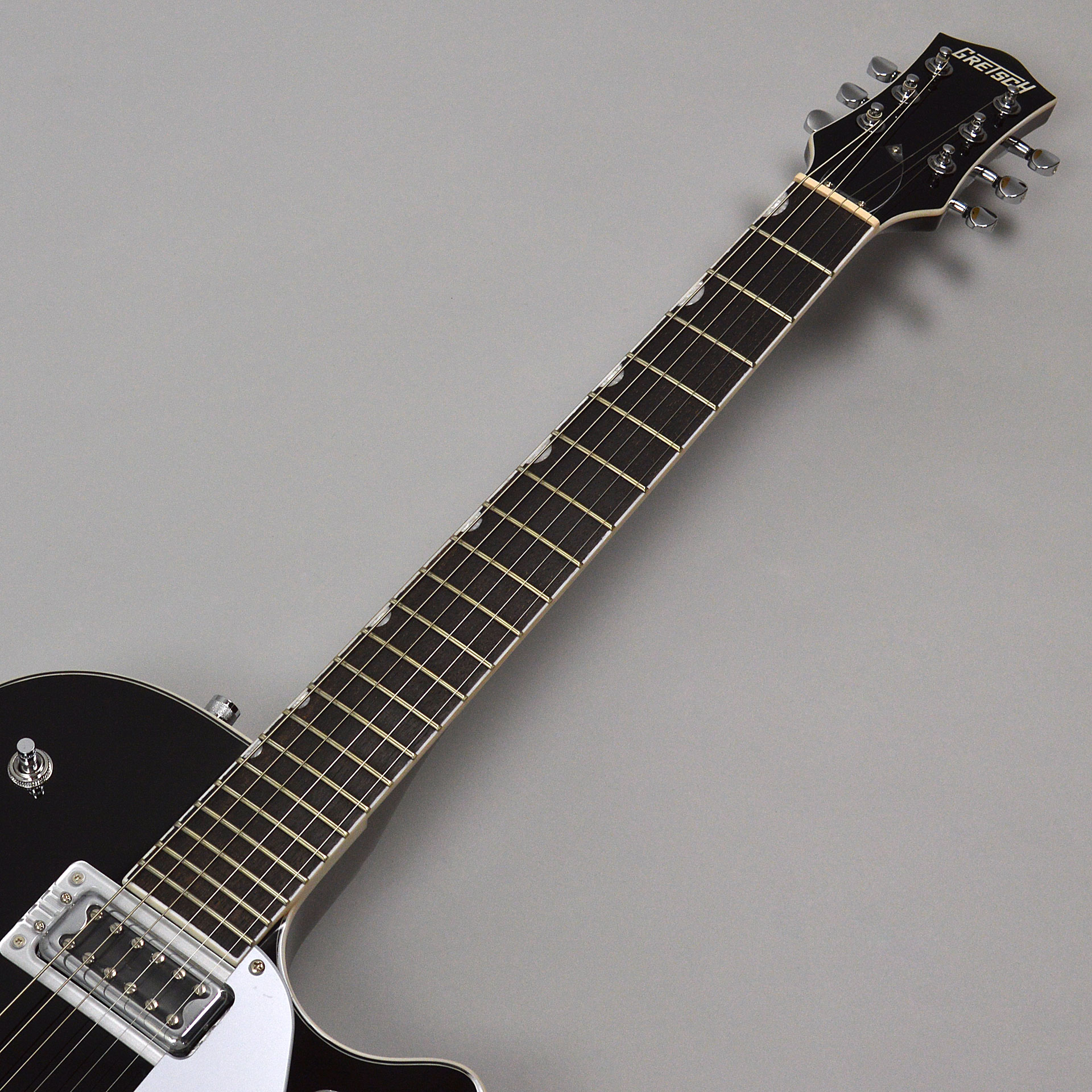 G5230T Electromatic Jet FT Single-Cut with Bigsby Blackの指板画像