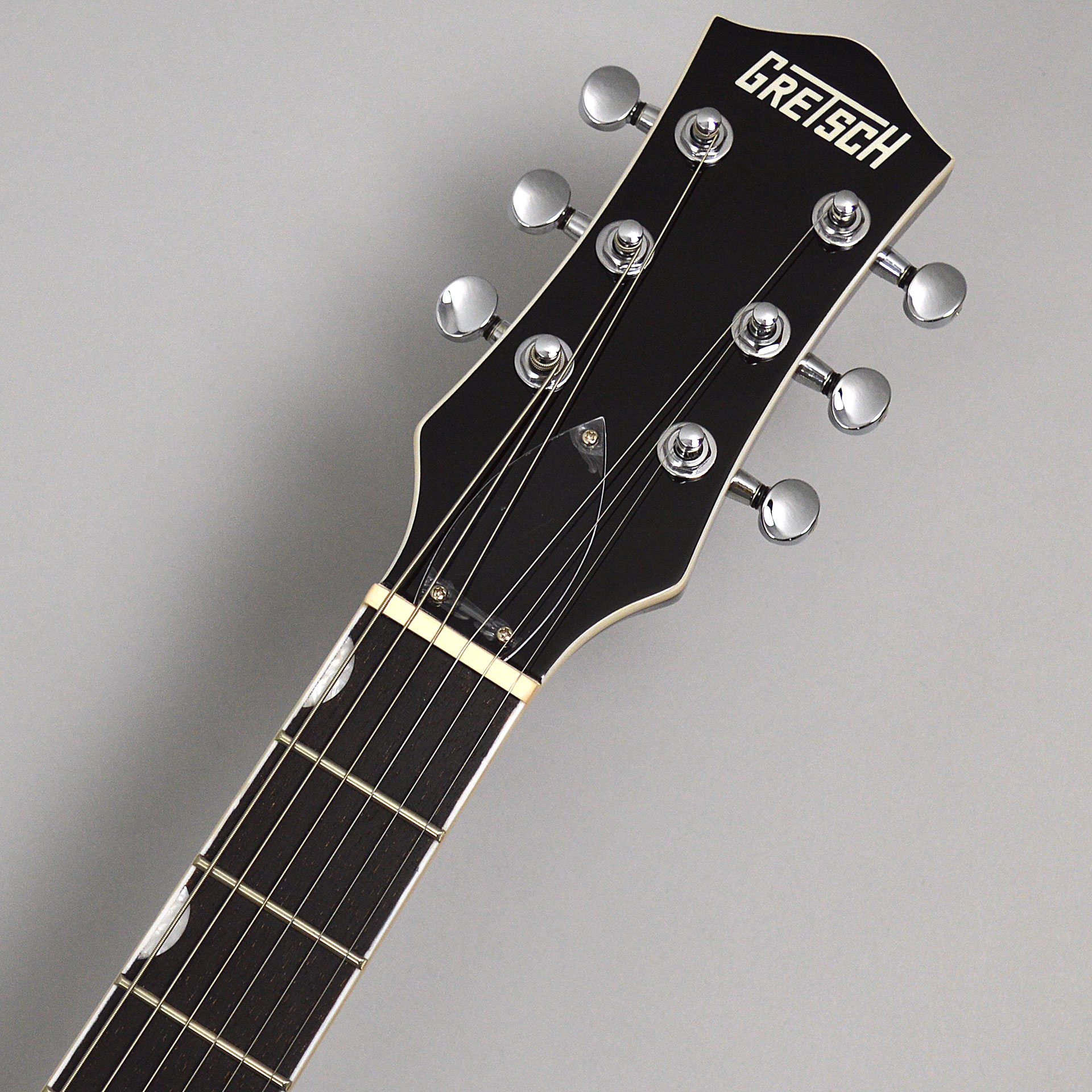 G5230T Electromatic Jet FT Single-Cut with Bigsby Blackのヘッド画像
