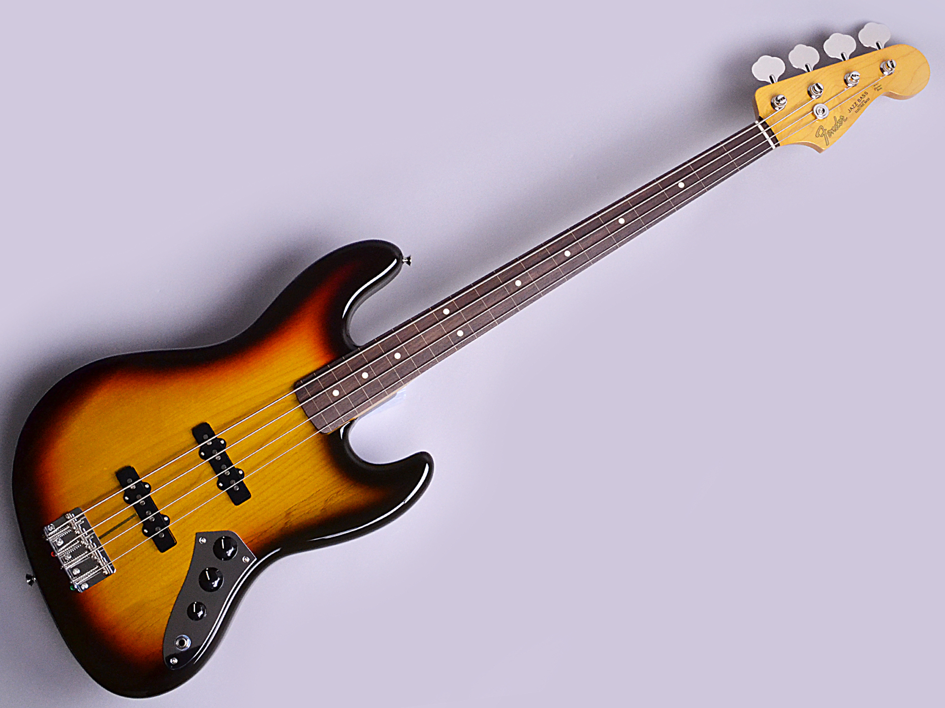 Made in Japan Traditional 60s Jazz Bass Fretless