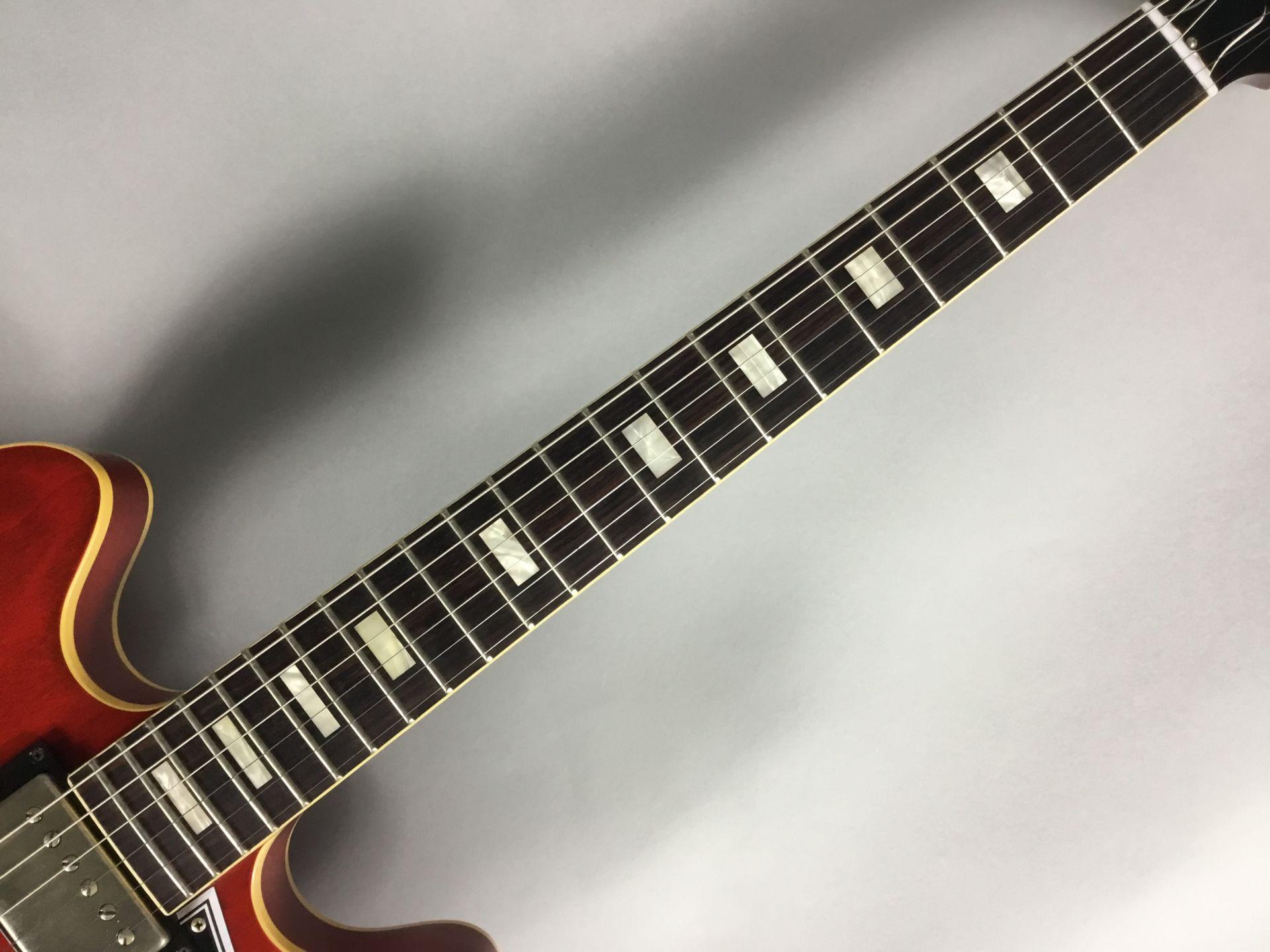 Gibson ES-335 1963 Bigsbyのボディバック-アップ画像