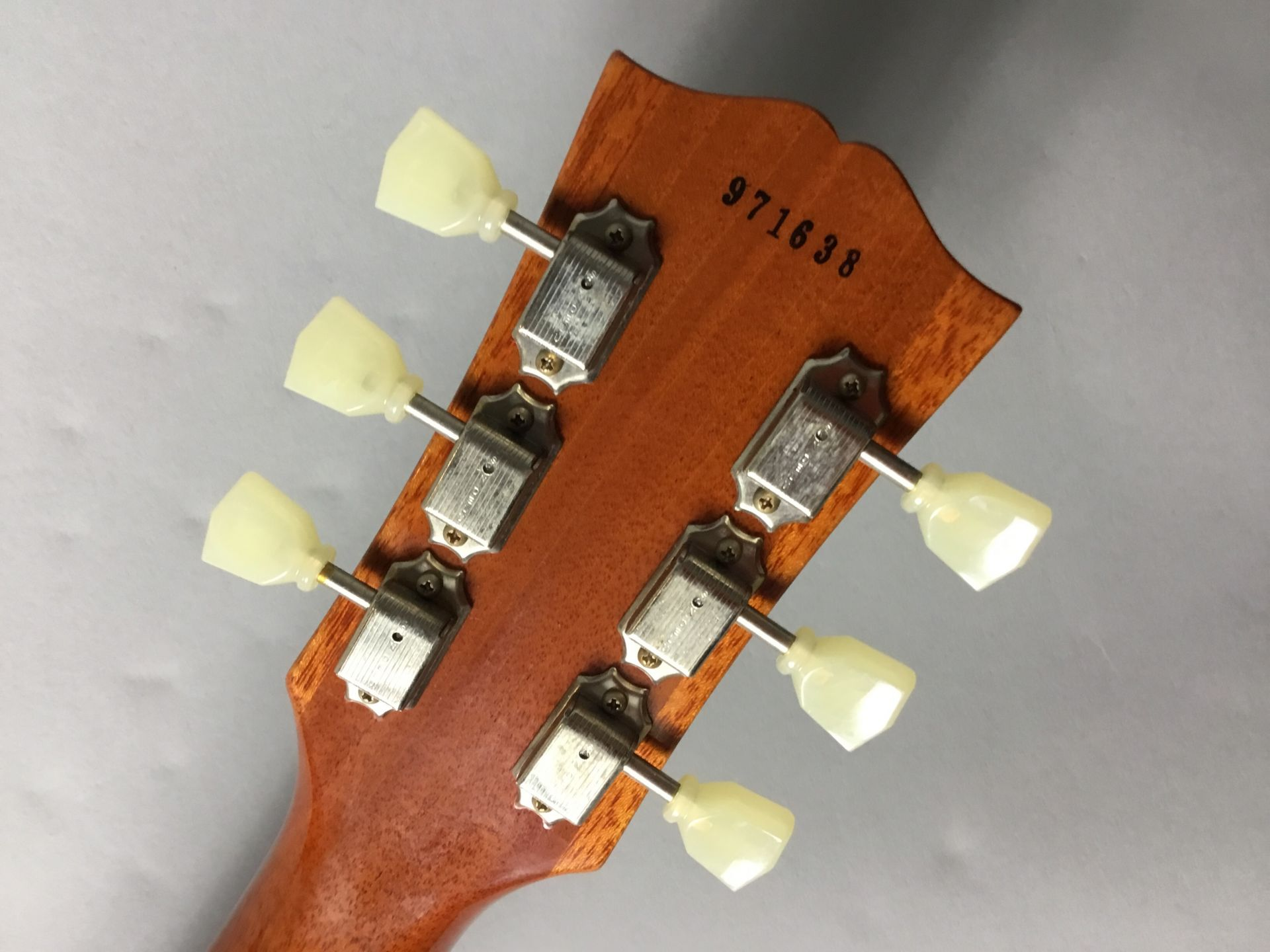 Gibson 1959 LP STD VOS M2Mの指板画像