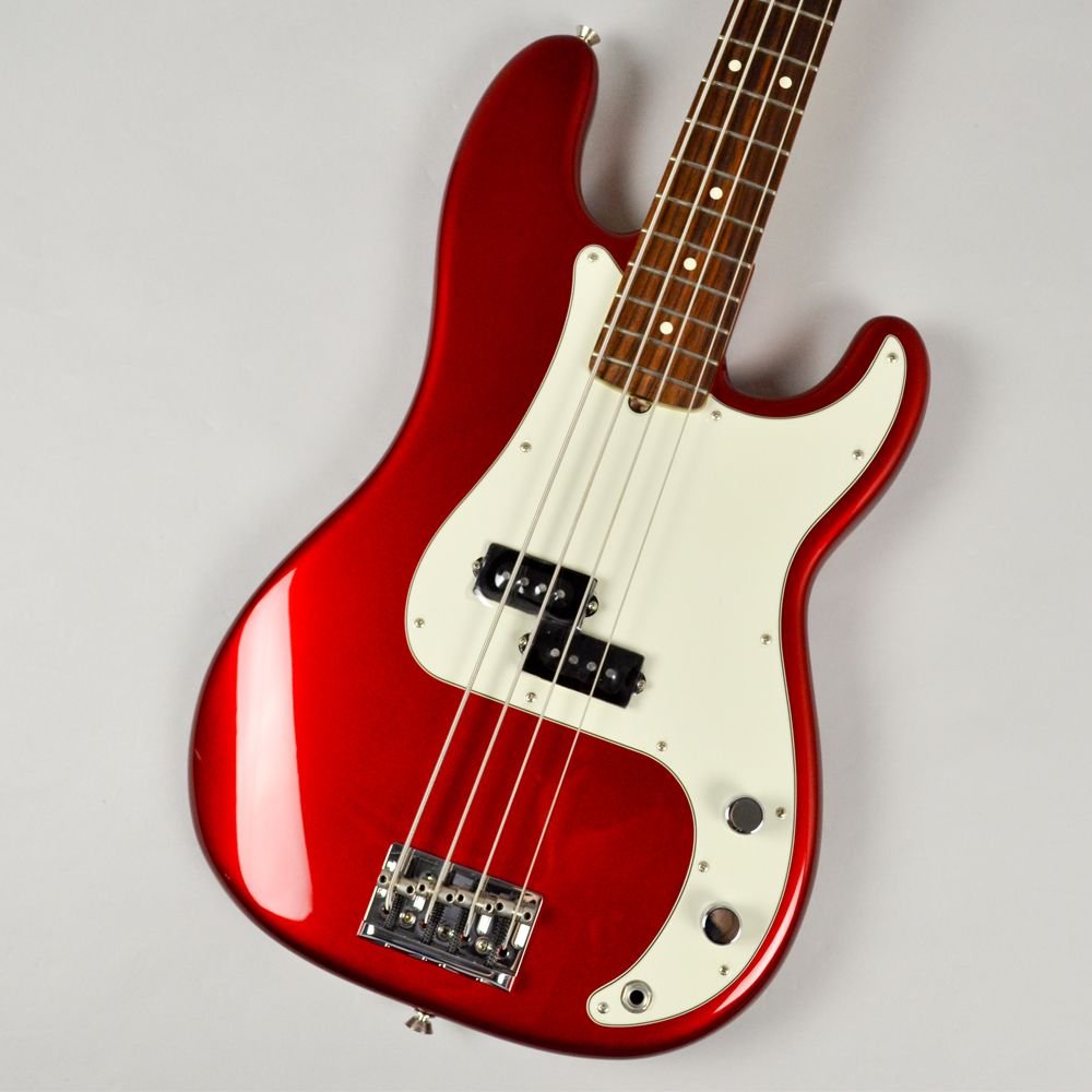 American Professional Precision Bass CARのボディトップ-アップ画像