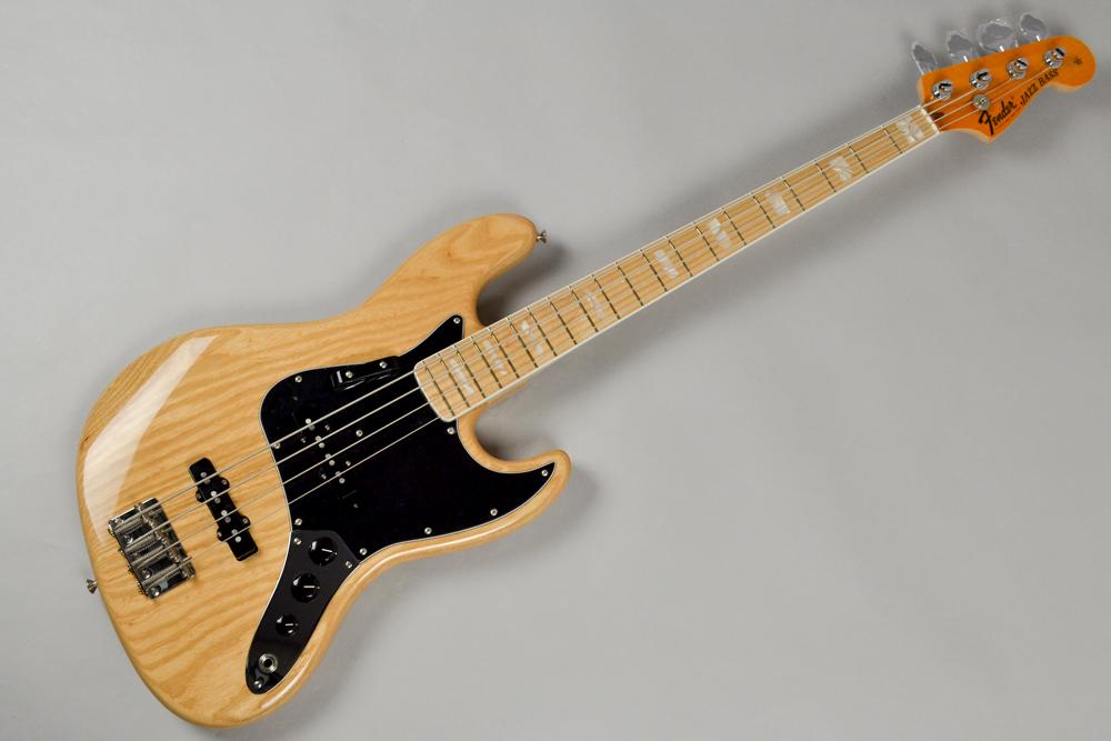 American Original 70s Jazz Bass