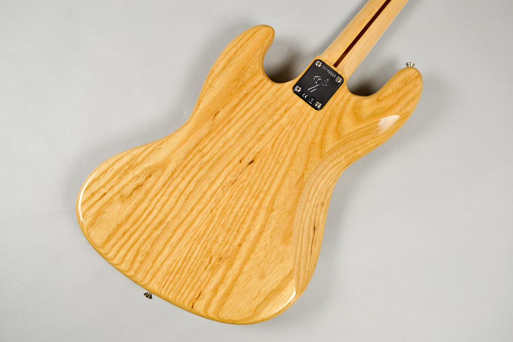 American Original 70s Jazz Bassのボディバック-アップ画像