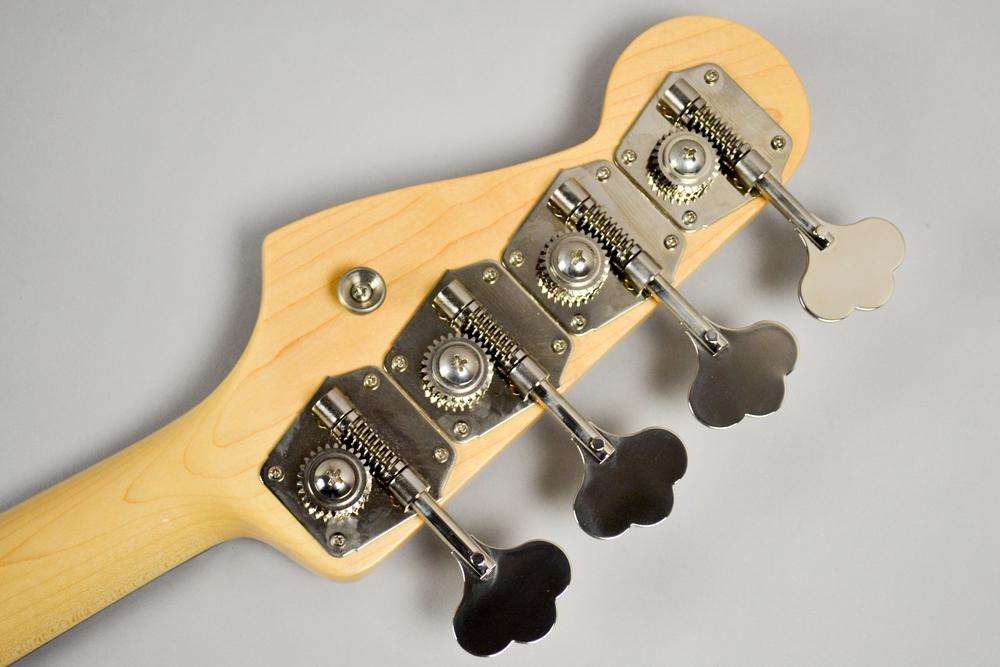 American Original 60s Jazz Bassのヘッド裏-アップ画像