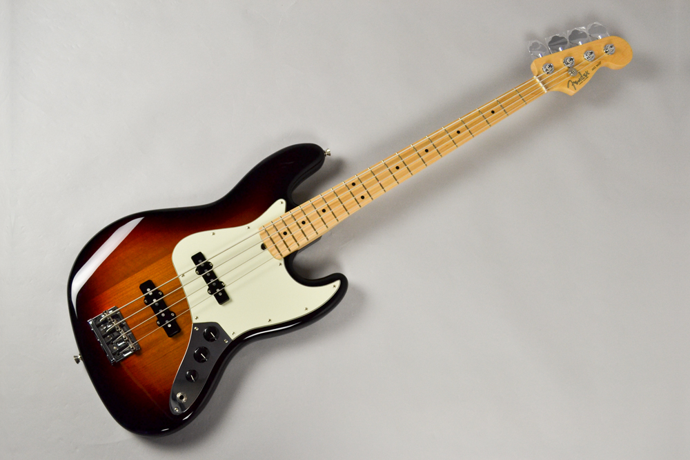 American Professional Jazz Bass 3CS