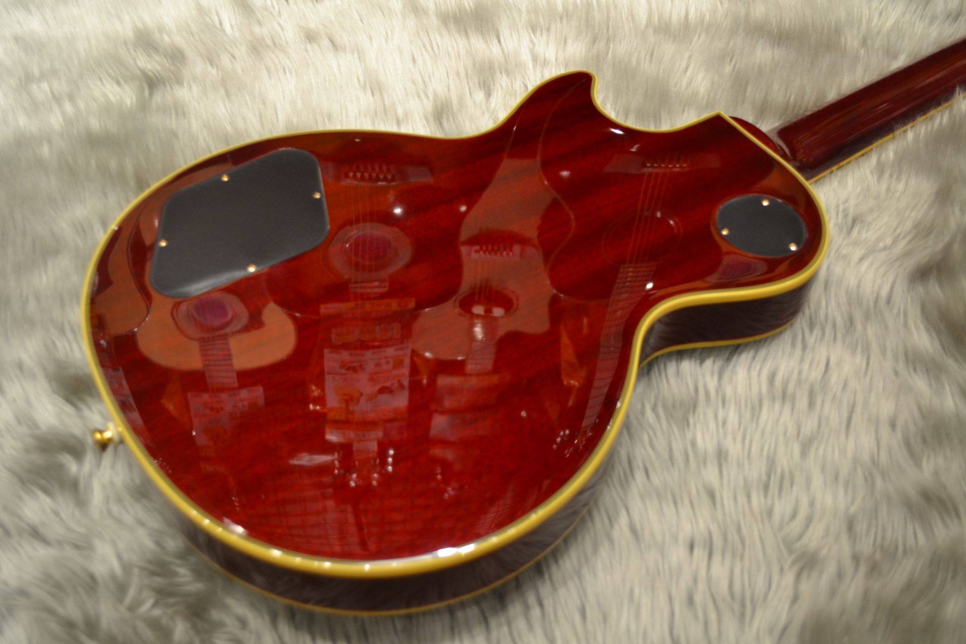 Ltd LP Custom PROのボディバック-アップ画像
