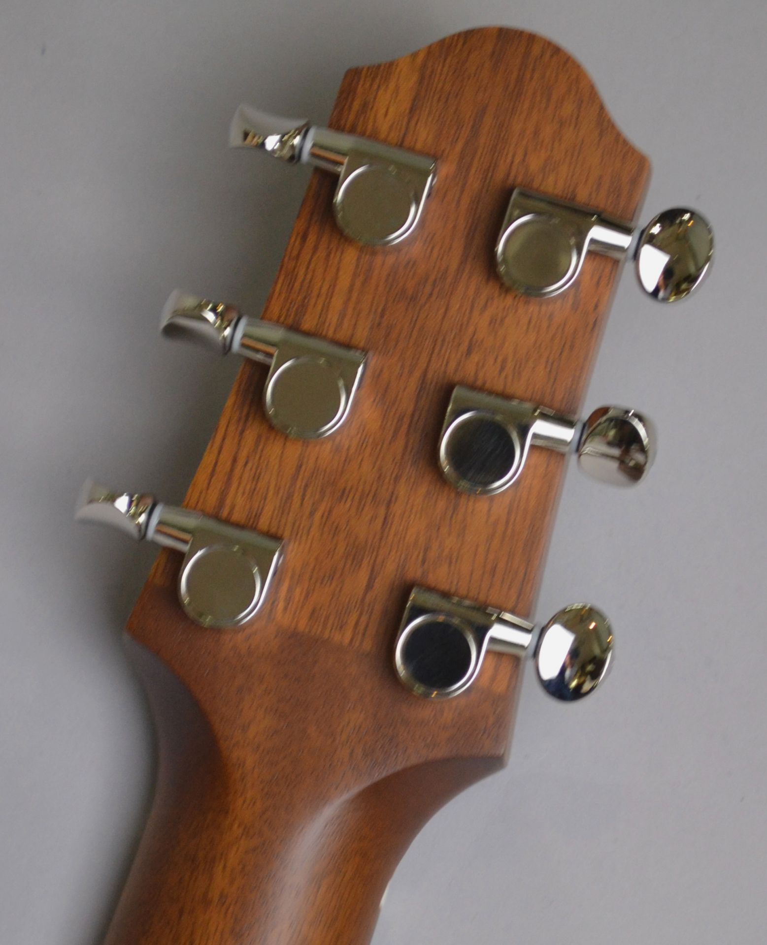 SLG200S Sirent Guitar サイレントギターの指板画像