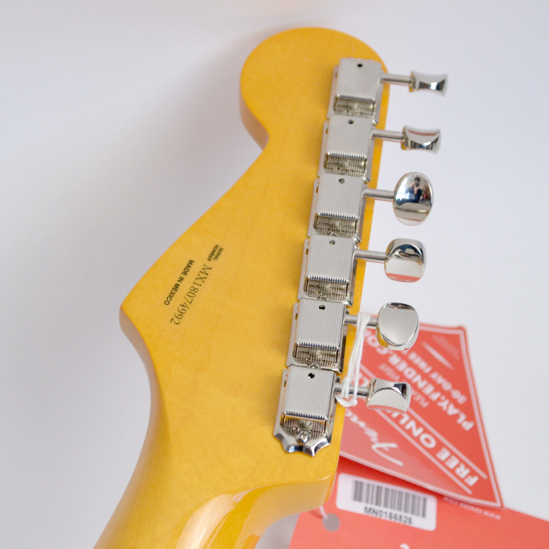 50s STRAT LACQUER MNのケース・その他画像