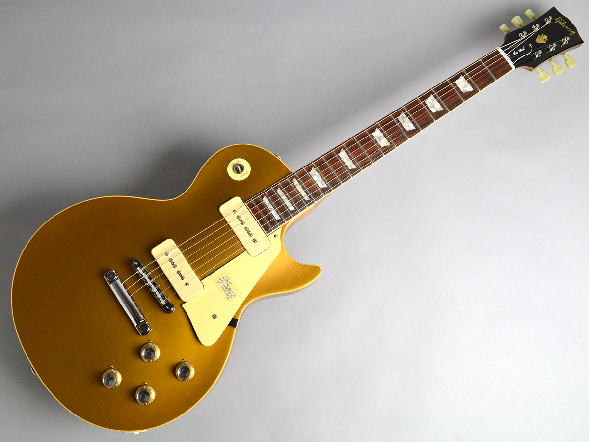50th Anniversary 1968 Les Paul Reissue Gold Top VOS