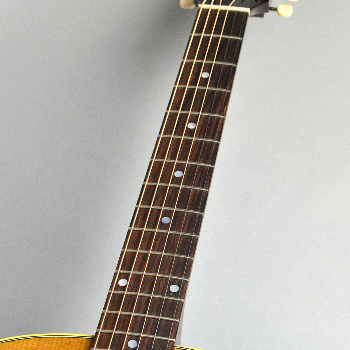 1959 J-50 Thermally Agedの指板画像