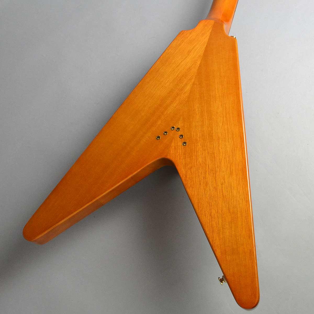 Limited Edition 1958 Korina Flying-Vのボディバック-アップ画像