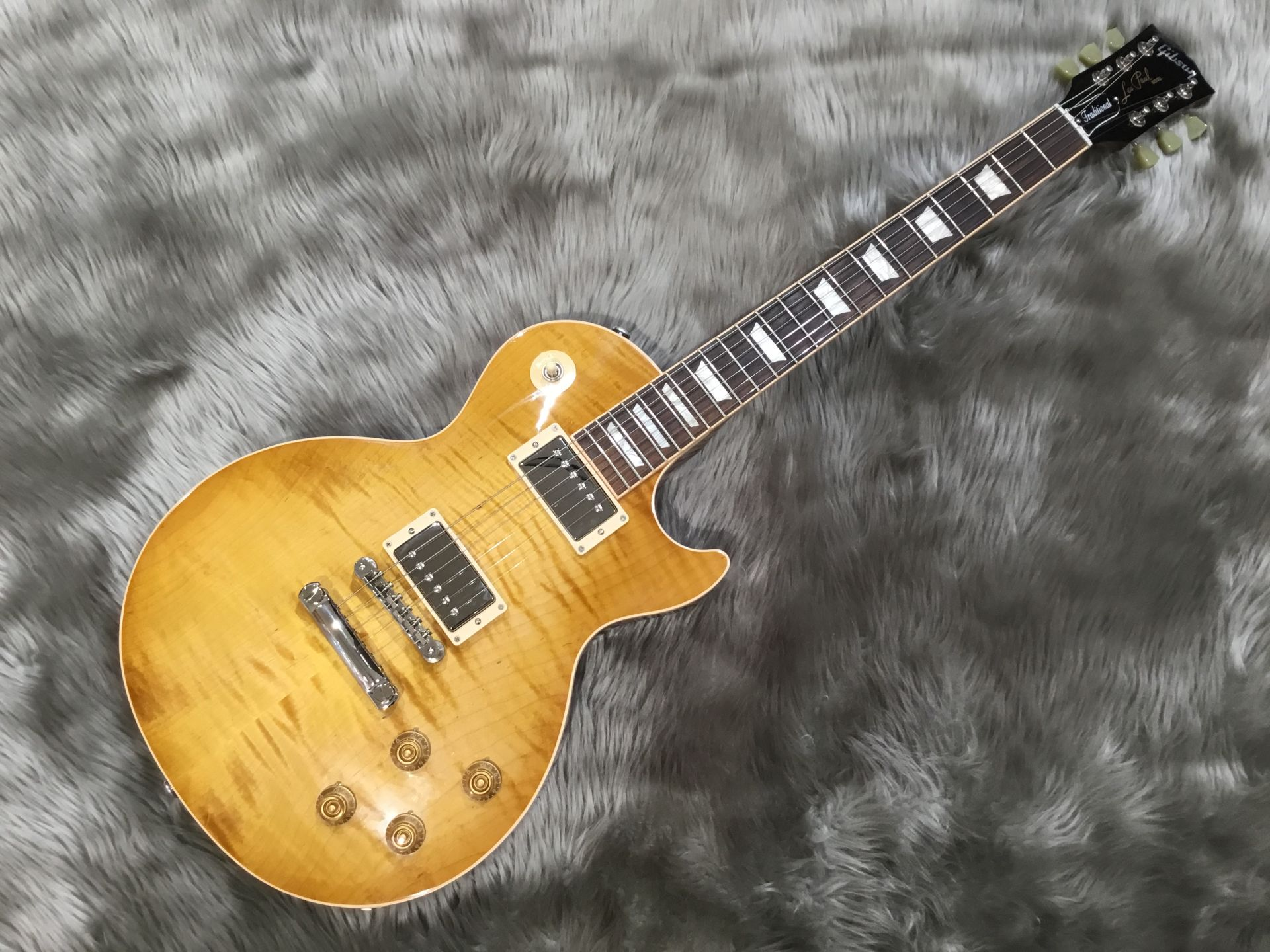 Les Paul Traditional 2018