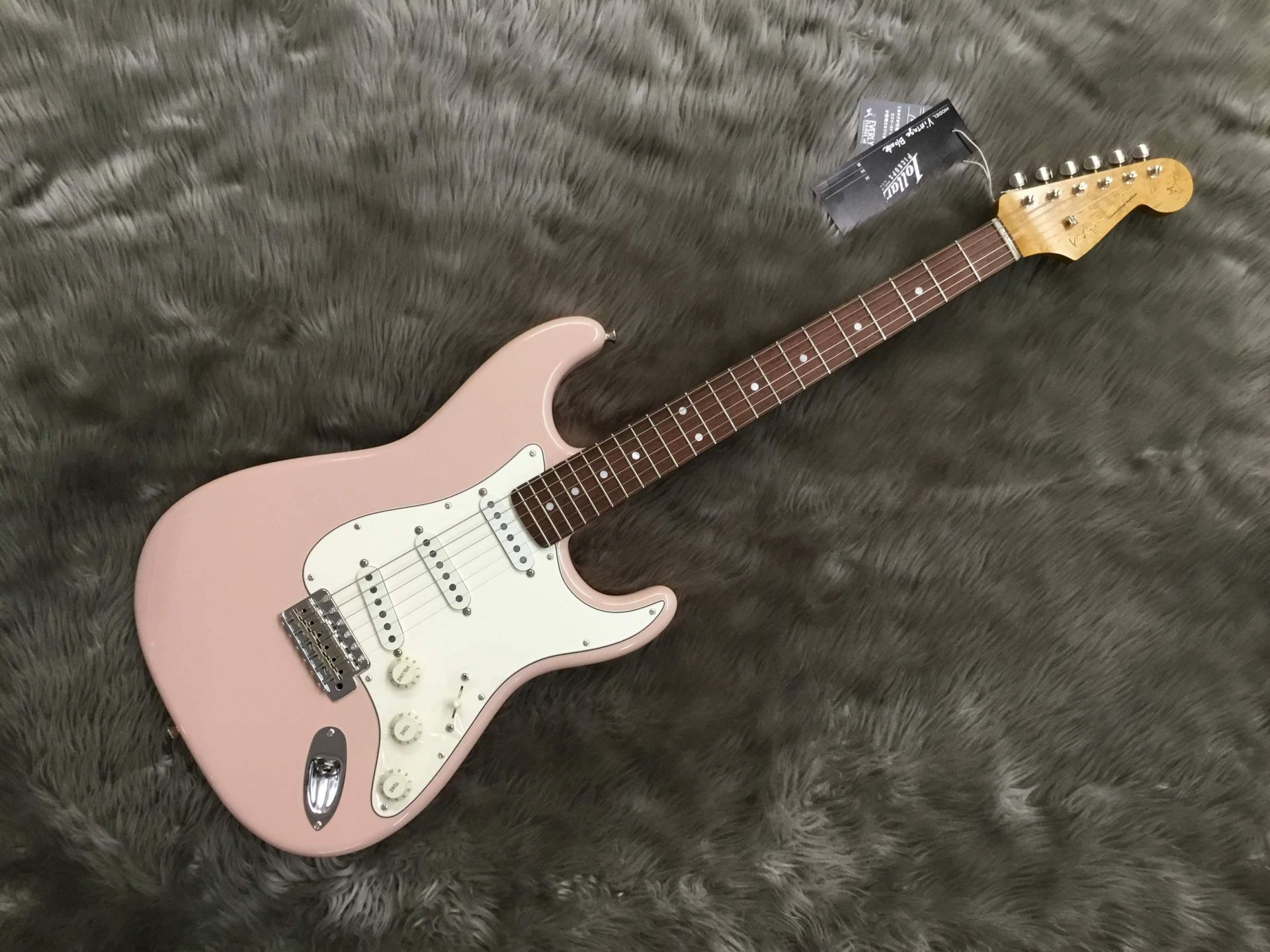 K.Nyui Custom Guitars KNST 写真画像