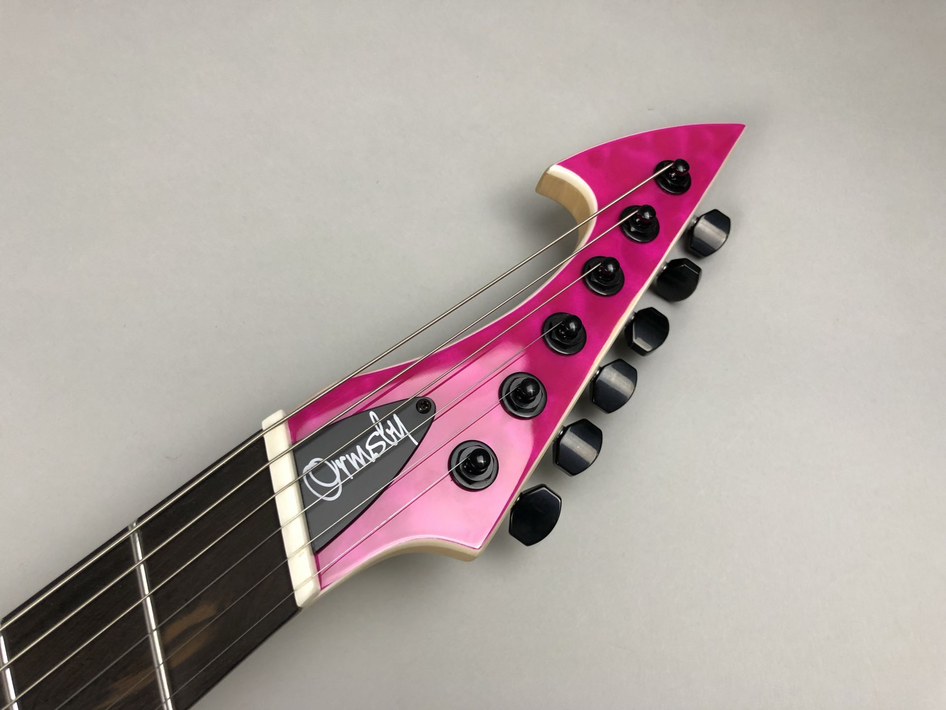 HYPE GTR6 MSMP -DRAGON BURST-のヘッド画像