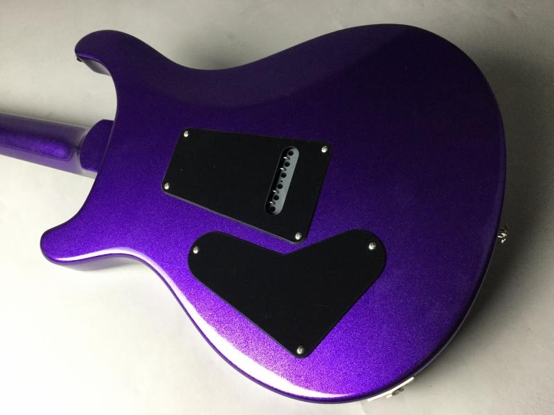 S2 Custom24 Custom Color Metallic Purpleのボディバック-アップ画像