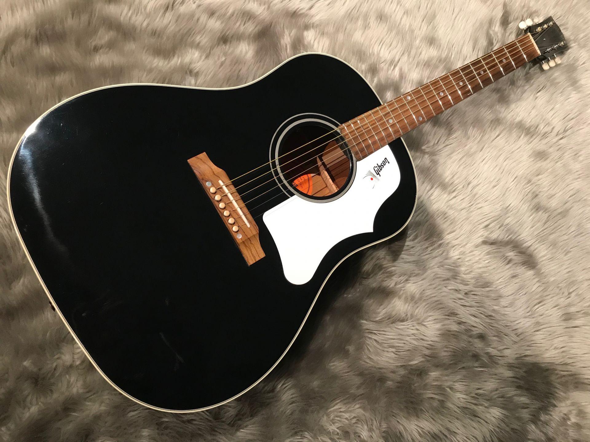 Gibson  J-45 EBONY VTC 写真画像