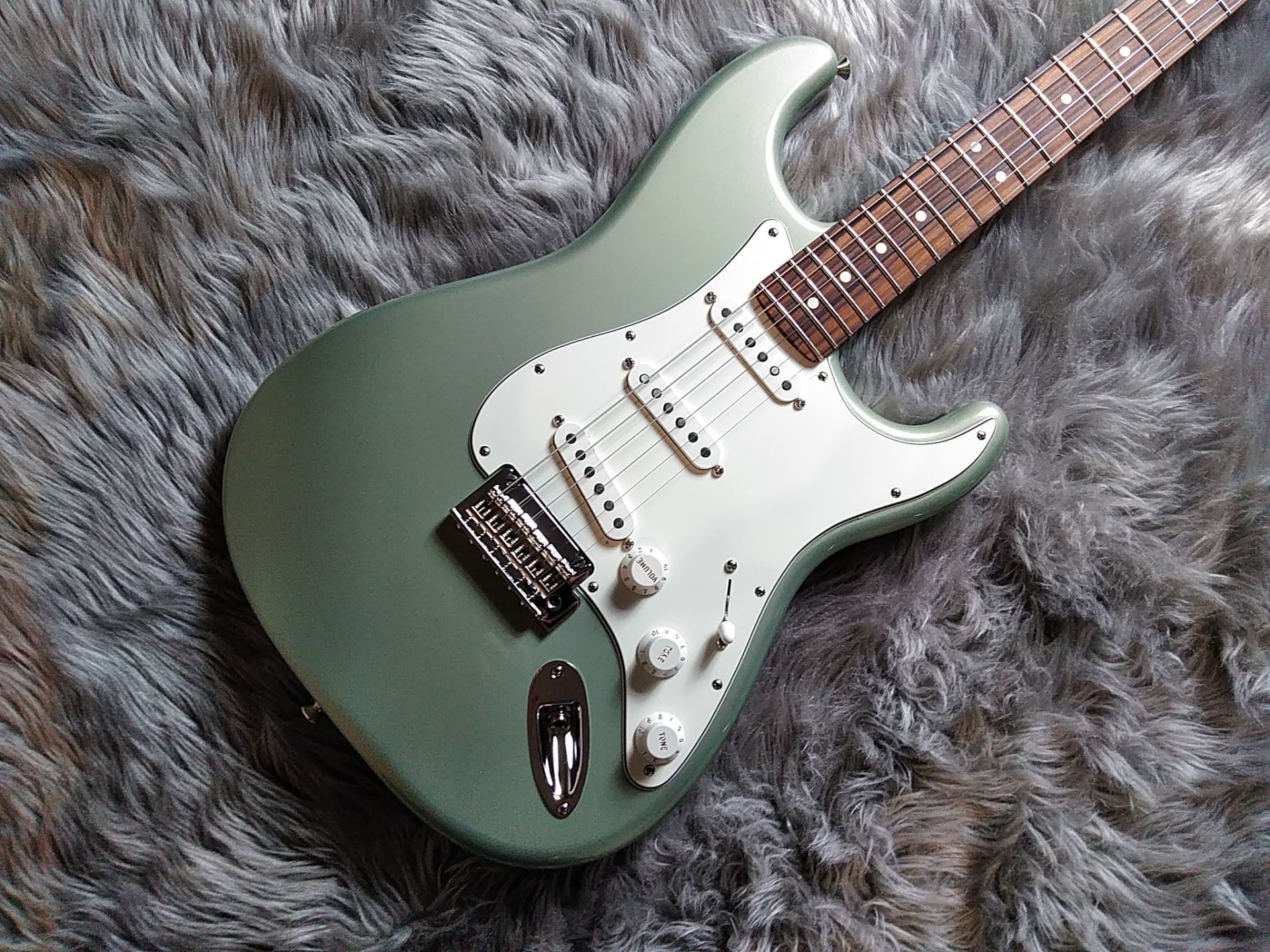 Fender  PLAYER STRAT PF 写真画像