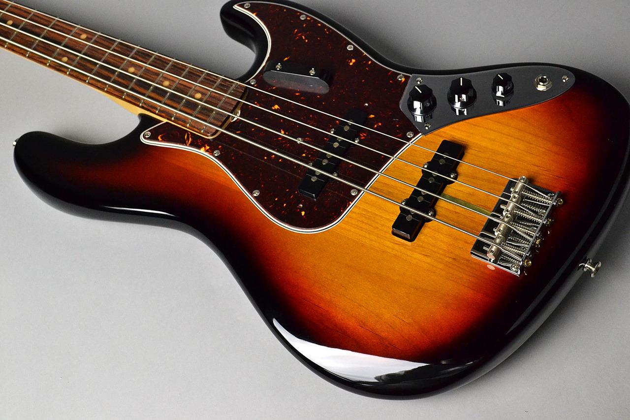American Original '60s Jazz Bassのボディトップ-アップ画像