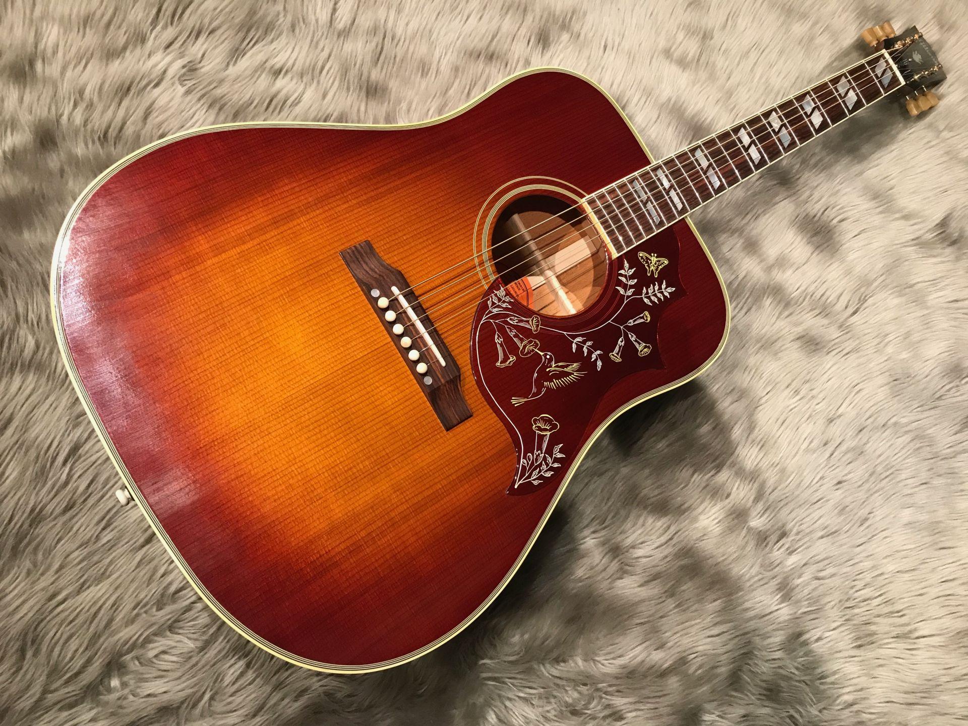 Gibson  Hummingbird Vintage 写真画像