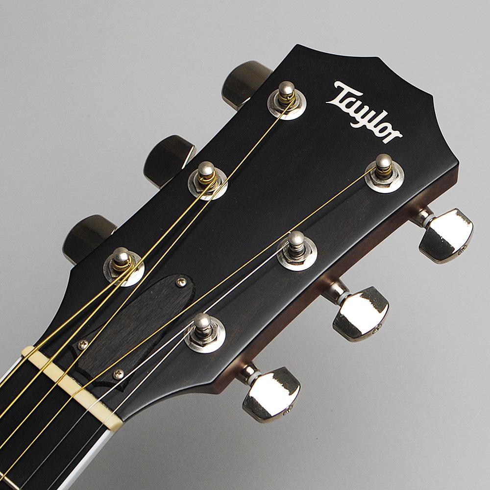 Taylor 414ce 2017 エレアコギター 【テイラー】【ビビット南船橋店】【アウトレット】のヘッド裏-アップ画像