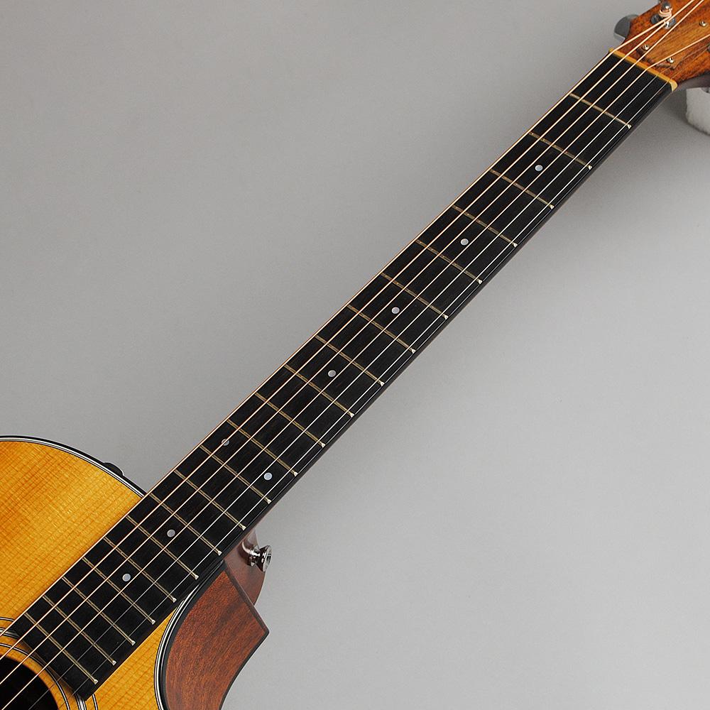 Taylor 314ce/NAT エレアコギター 【テイラー】【ビビット南船橋店】【アウトレット】の指板画像