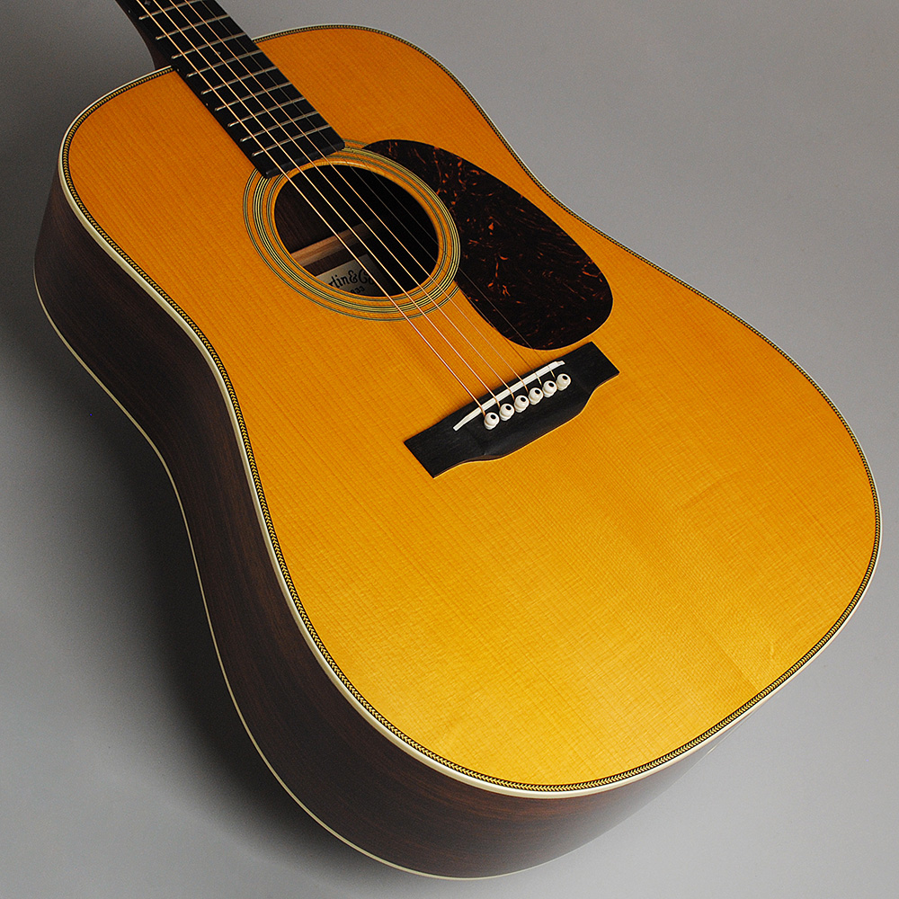 Martin D-28 Marquis (s/n:1795161) アコースティックギター 【マーチン D28】【ビビット南船橋店】【アウトレット】のボディトップ-アップ画像