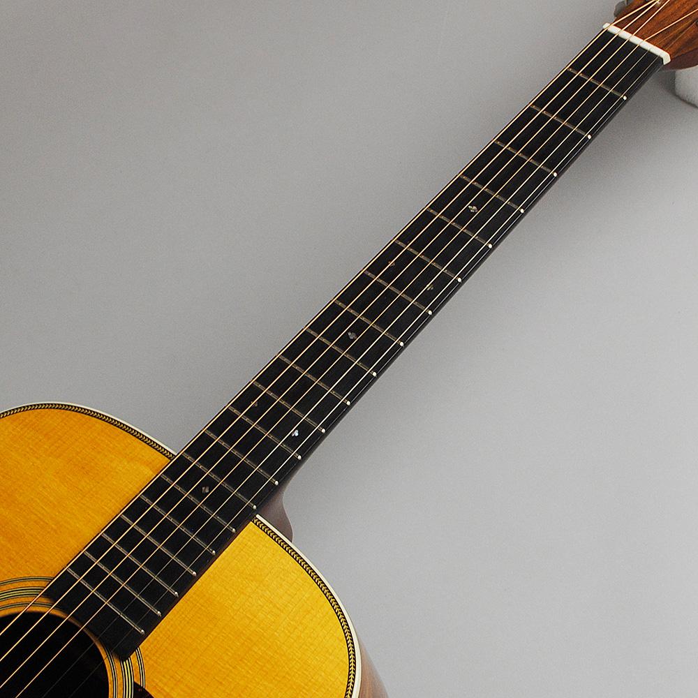 Martin D-28 Marquis (s/n:1795161) アコースティックギター 【マーチン D28】【ビビット南船橋店】【アウトレット】の指板画像