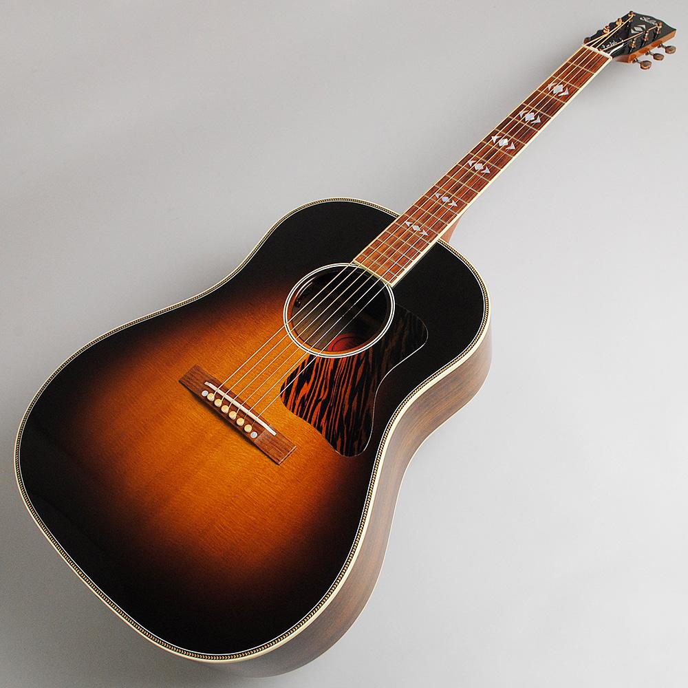 Gibson Advanced Jumbo Herringbone アコースティックギター 【ギブソン 2016年限定モデル】【ビビット南船橋店】【アウトレット】の全体画像(縦)
