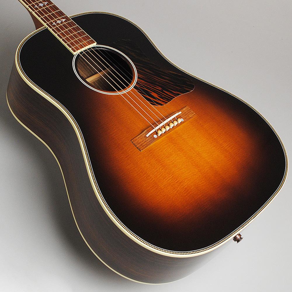 Gibson Advanced Jumbo Herringbone アコースティックギター 【ギブソン 2016年限定モデル】【ビビット南船橋店】【アウトレット】のボディトップ-アップ画像