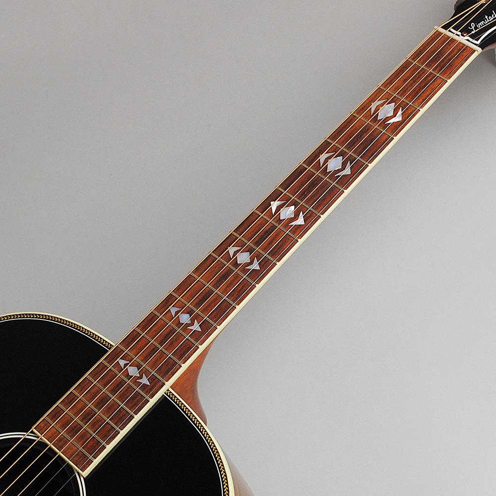 Gibson Advanced Jumbo Herringbone アコースティックギター 【ギブソン 2016年限定モデル】【ビビット南船橋店】【アウトレット】の指板画像