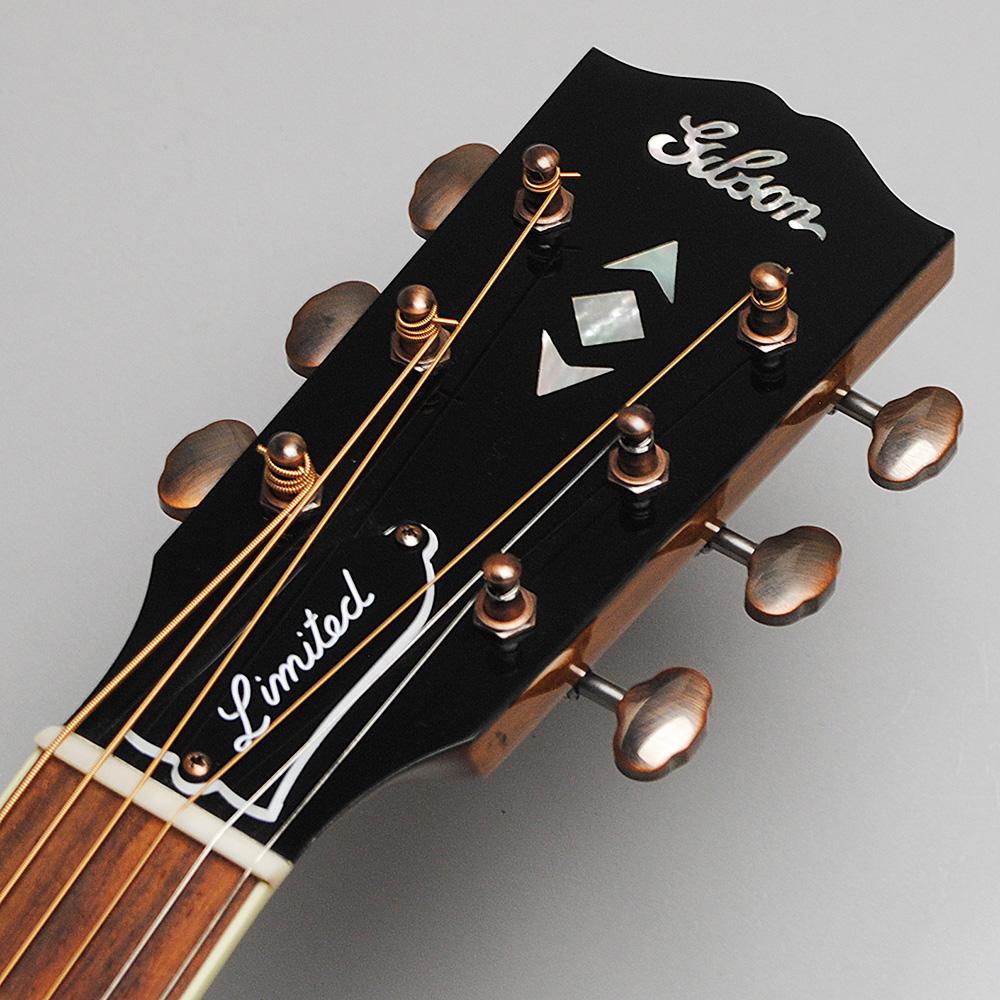 Gibson Advanced Jumbo Herringbone アコースティックギター 【ギブソン 2016年限定モデル】【ビビット南船橋店】【アウトレット】のヘッド画像