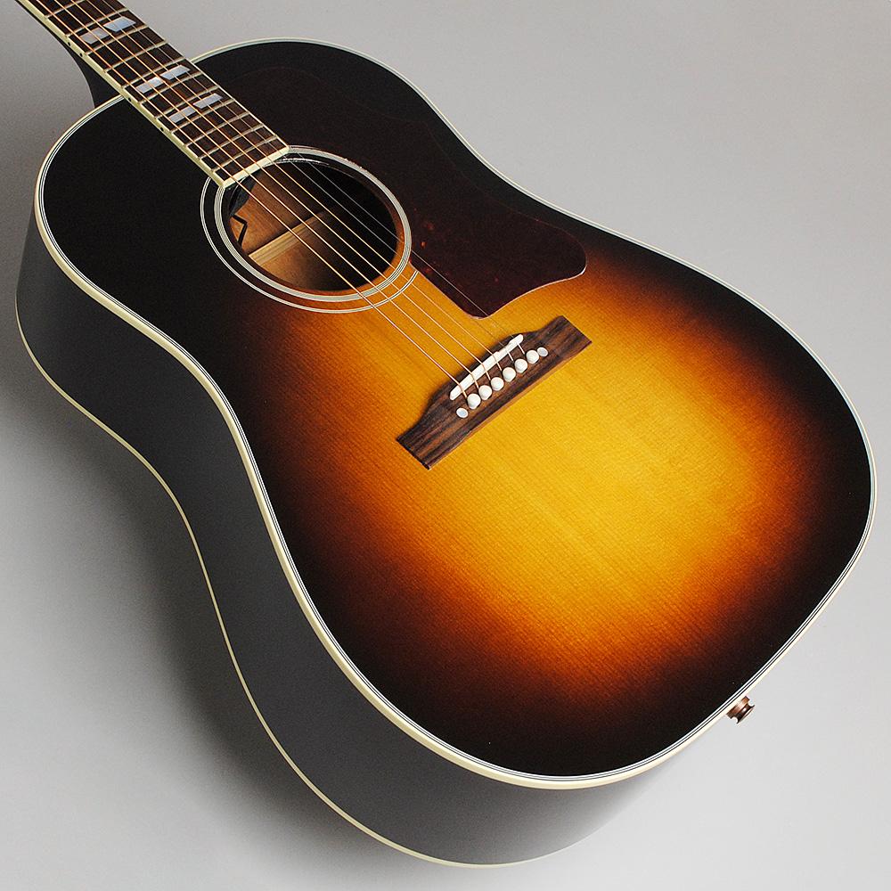 Gibson Southern Jumbo 2018 Limited Vintage Sunburst エレアコギター【限定モデル】 【ギブソン】【ビビット南船橋店】【アウトレット】のボディトップ-アップ画像