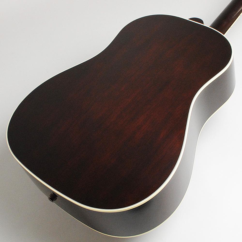 Gibson Southern Jumbo 2018 Limited Vintage Sunburst エレアコギター【限定モデル】 【ギブソン】【ビビット南船橋店】【アウトレット】のボディバック-アップ画像