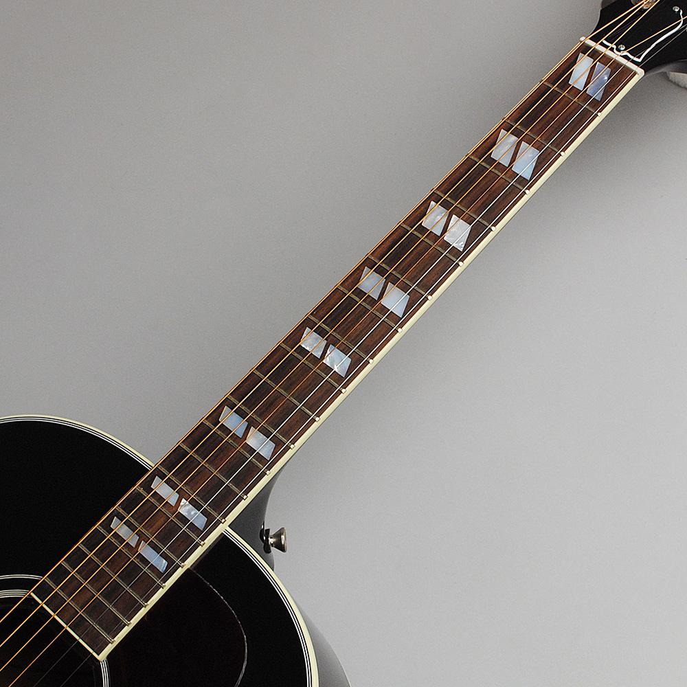 Gibson Southern Jumbo 2018 Limited Vintage Sunburst エレアコギター【限定モデル】 【ギブソン】【ビビット南船橋店】【アウトレット】の指板画像