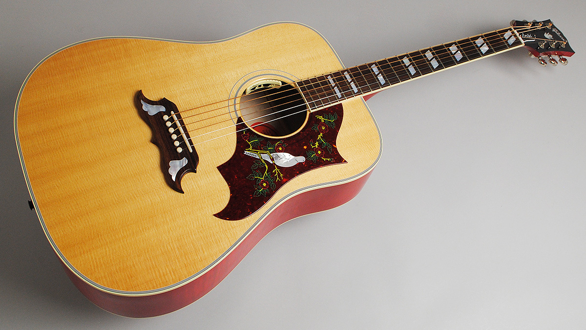 Gibson  Gibson DOVE AC VOS w/Anthem エレアコギター 【限定... 写真画像