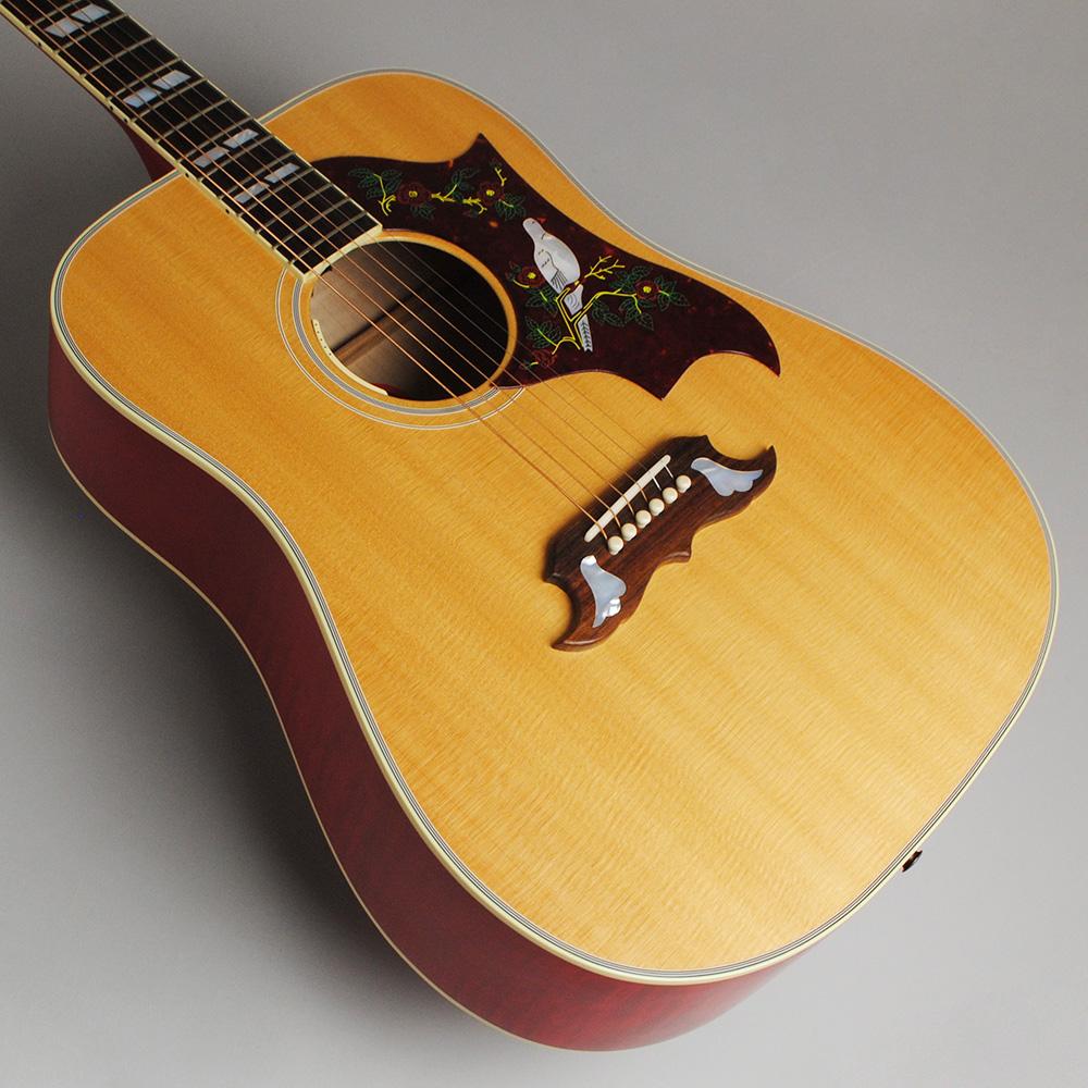 Gibson DOVE AC VOS w/Anthem エレアコギター 【限定生産モデル】 【ギブソン DOVE】【ビビット南船橋店】【アウトレット】のボディトップ-アップ画像
