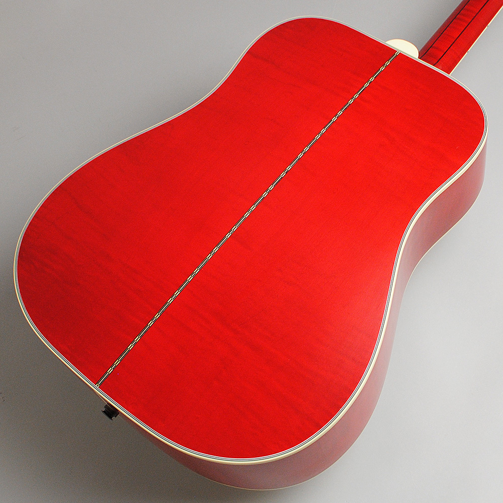 Gibson DOVE AC VOS w/Anthem エレアコギター 【限定生産モデル】 【ギブソン DOVE】【ビビット南船橋店】【アウトレット】のボディバック-アップ画像