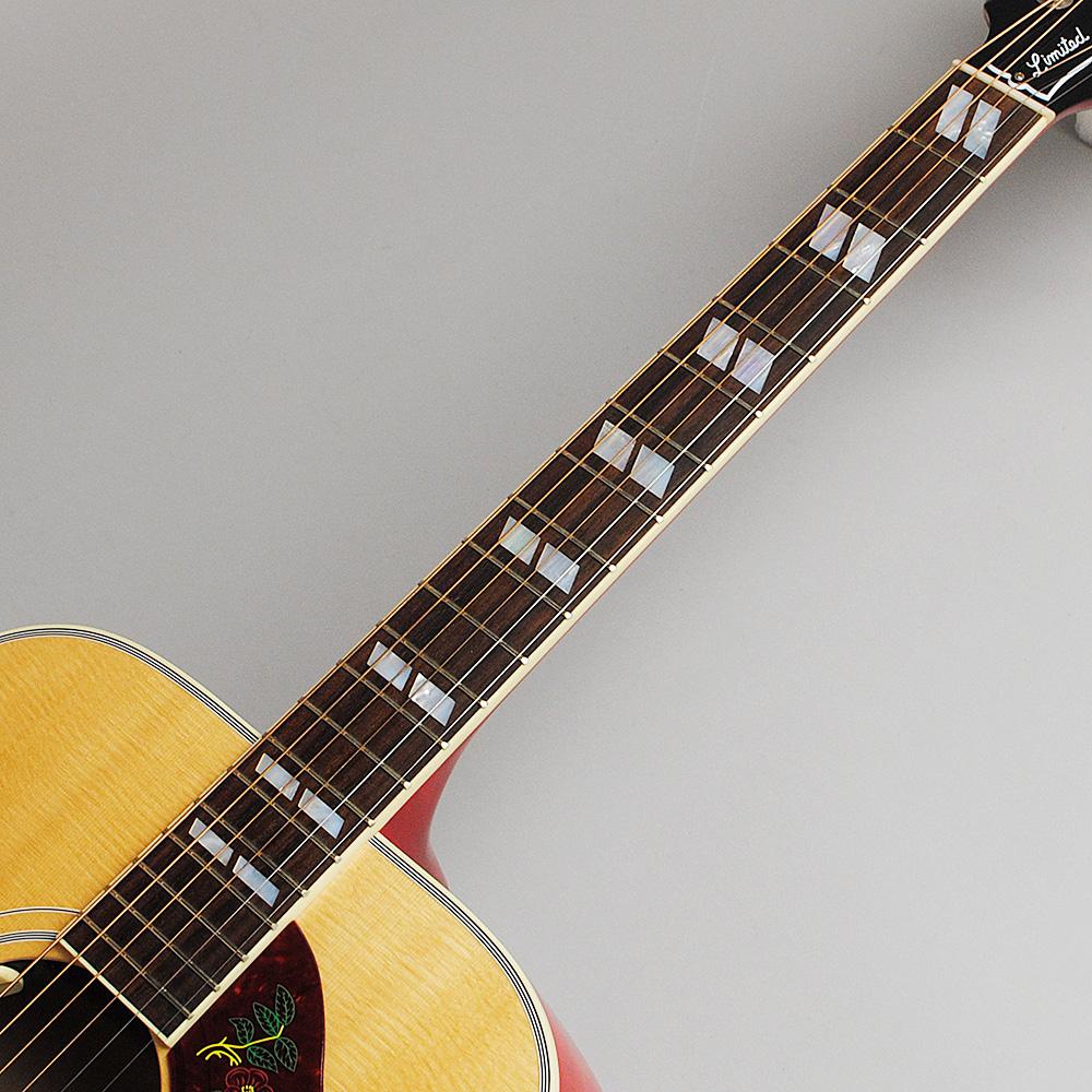 Gibson DOVE AC VOS w/Anthem エレアコギター 【限定生産モデル】 【ギブソン DOVE】【ビビット南船橋店】【アウトレット】の指板画像