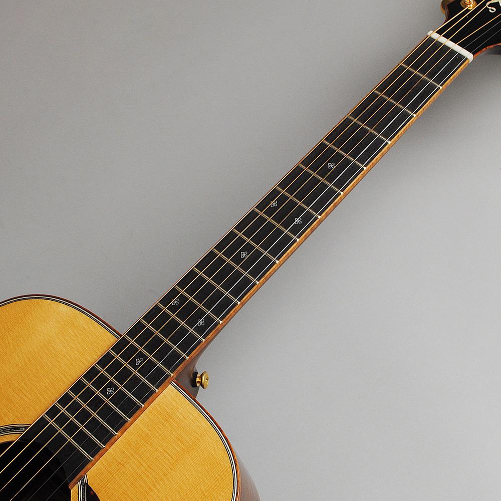 Takamine TLD-M3 エレアコギター 【タカミネ 10本限定モデル】【ビビット南船橋店】【アウトレット】の指板画像