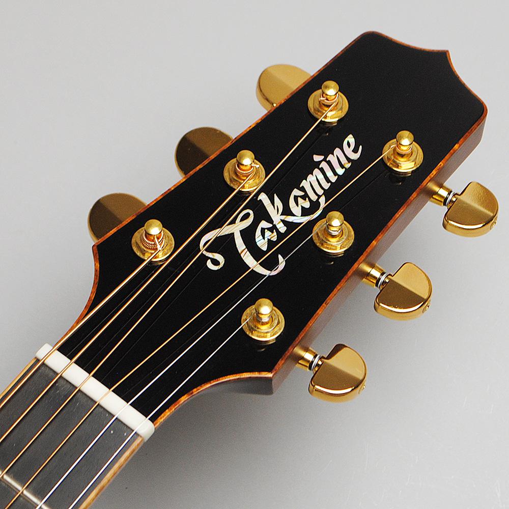 Takamine TLD-M3 エレアコギター 【タカミネ 10本限定モデル】【ビビット南船橋店】【アウトレット】のヘッド画像