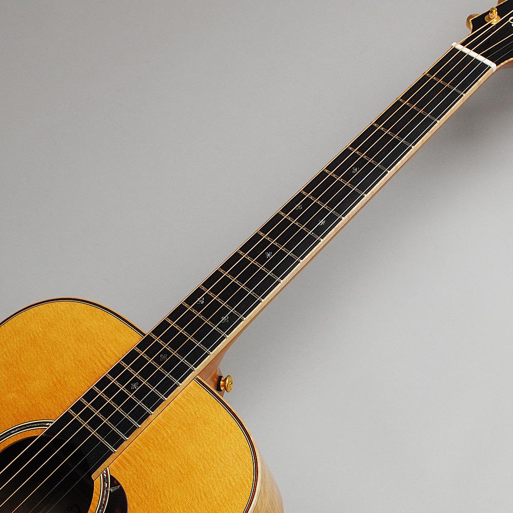 Takamine TLD-M2 エレアコギター 【タカミネ 30本限定生産モデル】【ビビット南船橋店】【アウトレット】の指板画像